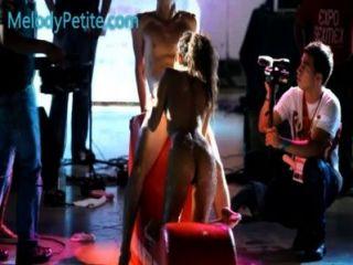 Melody Petite La Perrita Mas Rica Cogiendo En El Sillon Del Sexo