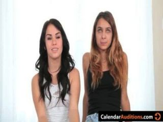 3 Hot Teens Attack At Hardcore Seductive Xxx Calendar Audition