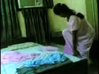 Desi Telugu Aunty Bj
