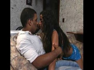 Hairy Black Father Fuck His Daughter