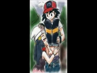 Pokemon - Ash And Dawn Having Sex