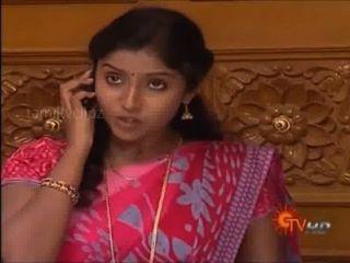 Hot Ass Actress In Tamil Serial