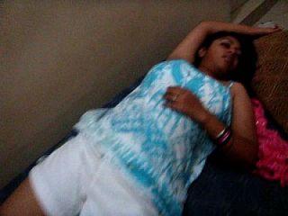 Indian girl armpit