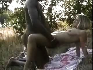 Cuckold  Films His Slut French Wife With The African Bull
