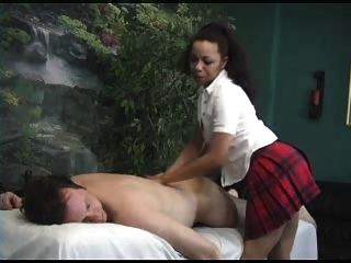 Massage Turns Into Fuck