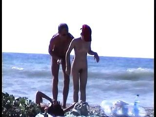Nudist beaches in russia, erotic cannibal natives
