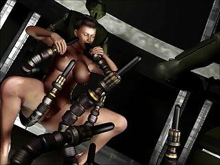 3D Animation: Sex Robots