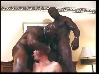 Gay Black - Bacchus - Hotel - Bobby Blake & Flex Deon part3
