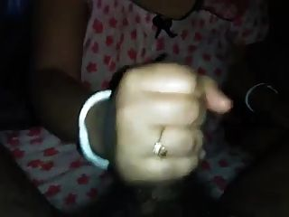 Desi wife knows how exactly to work on cock