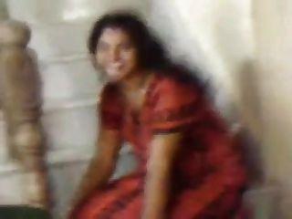 Desi Bhabi Showing to Neighbour