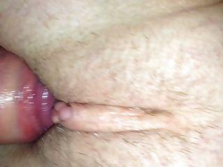 Fucking my girls pussy