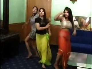 3 sexy indian girls strip dance naked