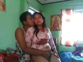 North east couple hot passionate love making